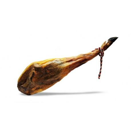 Lote 1 - Jamón, chorizo y salchichón